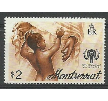 Znaczek Montserrat 1979 Mi 405 Czyste **