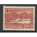 Dania 1951 Mi 329 Czyste **