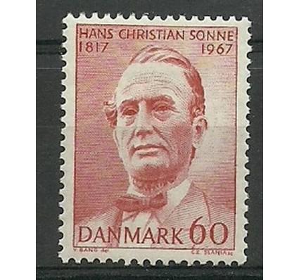 Znaczek Dania 1967 Mi 464 Czyste **