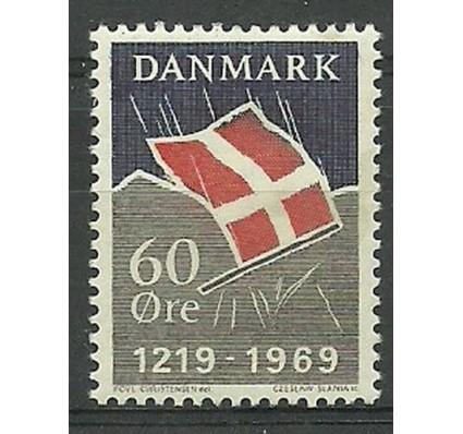 Znaczek Dania 1969 Mi 481 Czyste **