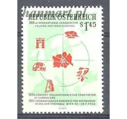Austria 1956 Mi 1027 Czyste **