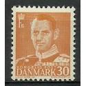 Dania 1948 Mi 308II Czyste **