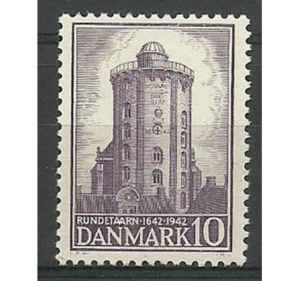 Znaczek Dania 1942 Mi 278 Z podlepką *