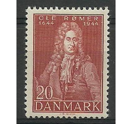 Znaczek Dania 1944 Mi 285 Z podlepką *