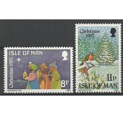 Znaczek Wyspa Man 1982 Mi 217-218 Czyste **