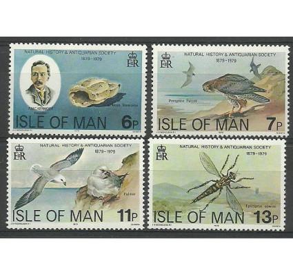 Znaczek Wyspa Man 1979 Mi 138-141 Czyste **