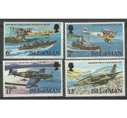 Znaczek Wyspa Man 1978 Mi 118-121 Czyste **