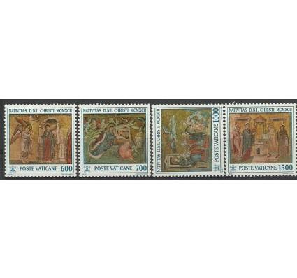 Znaczek Watykan 1992 Mi 1075-1078 Czyste **