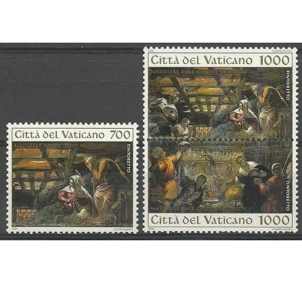 Znaczek Watykan 1994 Mi 1133-1135 Czyste **