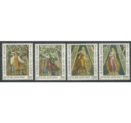 Znaczek Watykan 1995 Mi 1136-1139 Czyste **