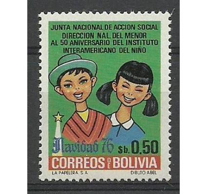 Znaczek Boliwia 1976 Mi 920 Czyste **