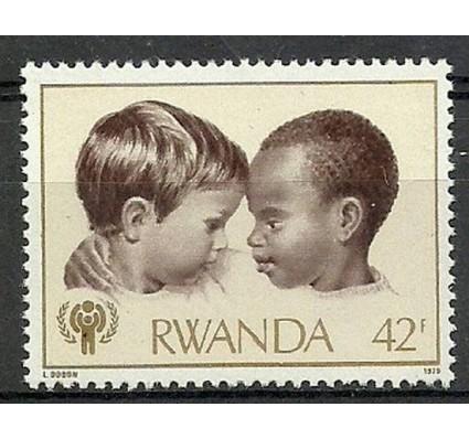 Znaczek Rwanda 1979 Mi 1000 Czyste **