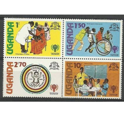 Znaczek Uganda 1979 Mi 203-206 Czyste **