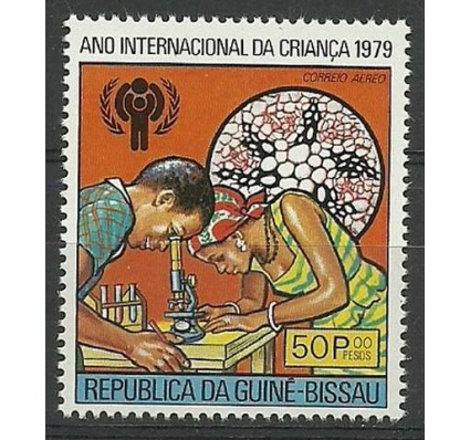 Znaczek Gwinea Bissau 1979 Mi 533 Czyste **