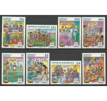 Znaczek Antigua i Barbuda 1991 Mi 1537-1544 Czyste **