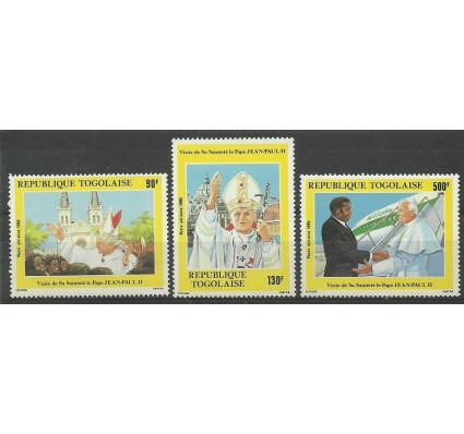 Znaczek Togo 1985 Mi 1879-1881 Czyste **
