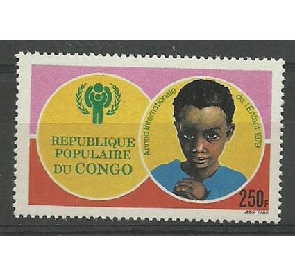 Znaczek Kongo 1979 Mi 695 Czyste **