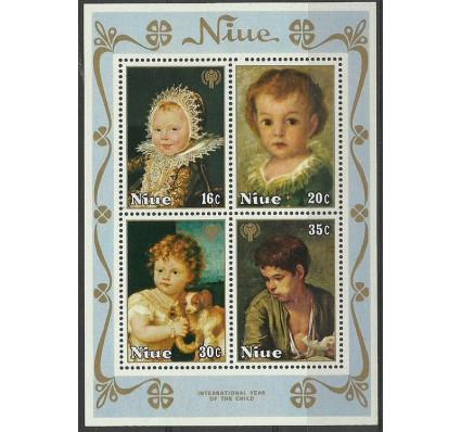 Znaczek Niue 1979 Mi bl 15 Czyste **