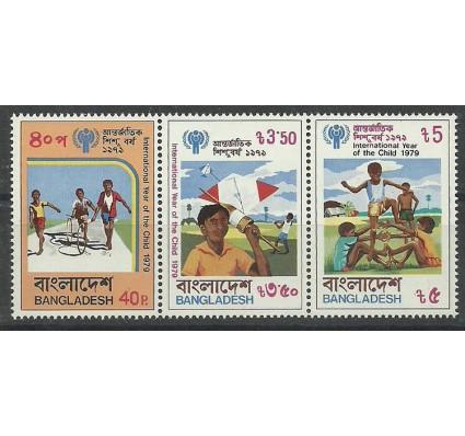 Znaczek Bangladesz 1979 Mi 128-130 Czyste **