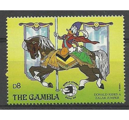 Znaczek Gambia 1989 Mi 930 Czyste **