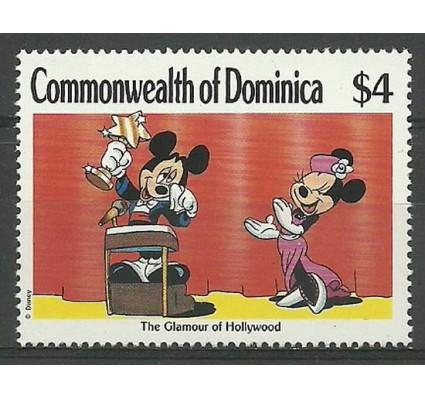 Znaczek Dominika 1989 Mi 1275 Czyste **