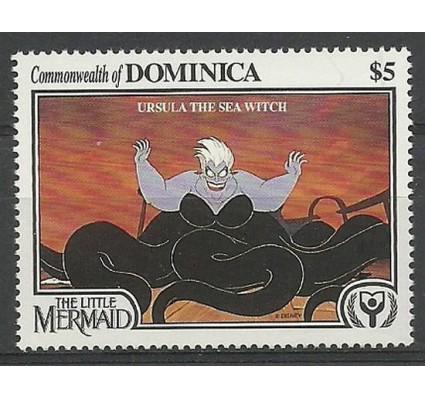 Znaczek Dominika 1991 Mi 1439 Czyste **