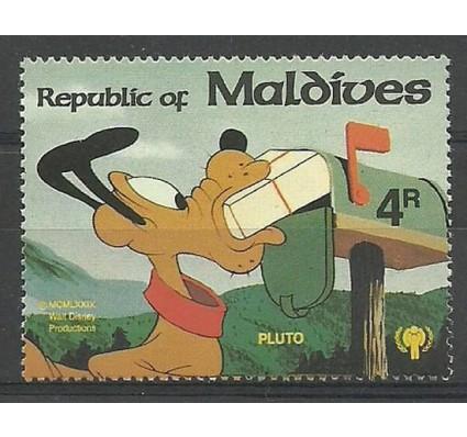 Znaczek Malediwy 1979 Mi 857 Czyste **