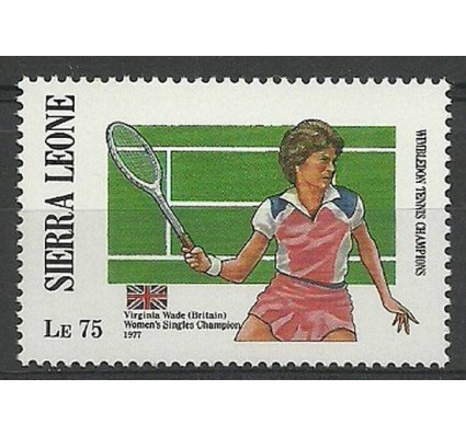 Znaczek Sierra Leone 1987 Mi 1028 Czyste **