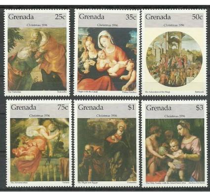 Znaczek Grenada 1996 Mi 3334-3339 Czyste **