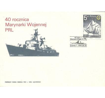 Znaczek Polska 1985 Mi 2985 FDC
