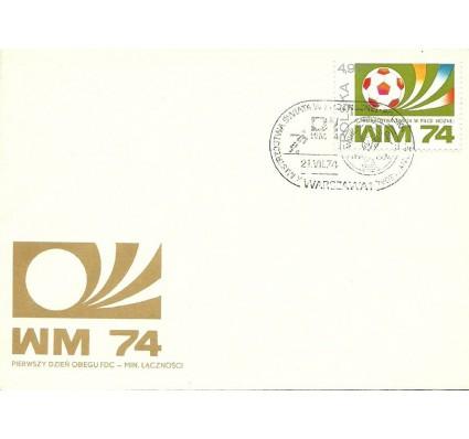 Znaczek Polska 1974 Mi 2316 FDC