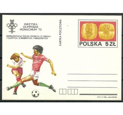 Znaczek Polska 1986 Mi 921 Całostka pocztowa