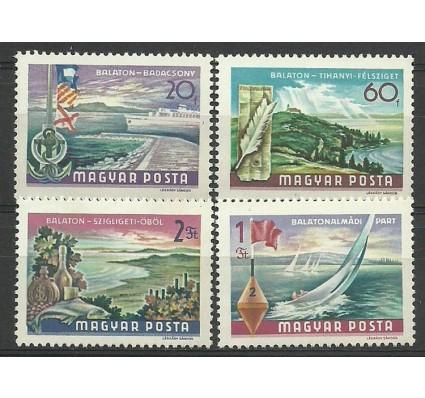 Znaczek Węgry 1968 Mi 2417-2420 Czyste **