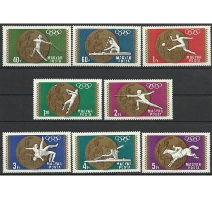 Znaczek Węgry 1969 Mi 2477-2484 Czyste **