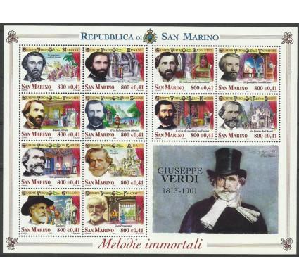 Znaczek San Marino 2001 Mi ark 1938-1949 Czyste **