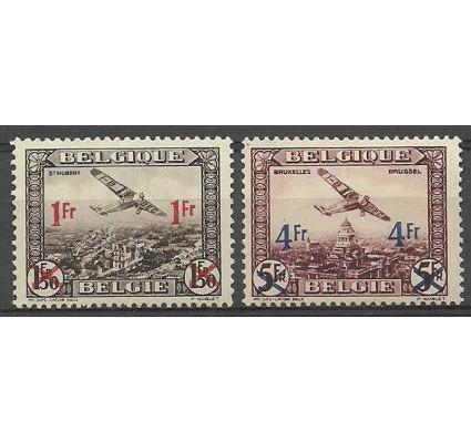 Znaczek Belgia 1935 Mi 399-400 Czyste **