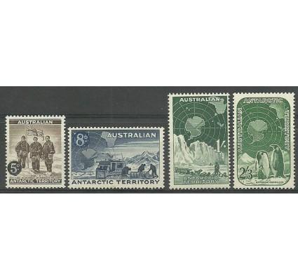 Znaczek Australijskie Terytorium Antarktyczne 1959 Mi 2-5 Czyste **