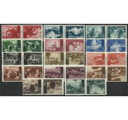 Znaczek Chorwacja 1941 Mi (47-64) Z podlepką *