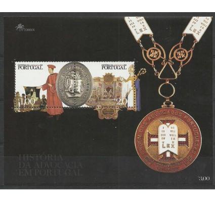 Znaczek Portugalia 2003 Mi bl 186 Czyste **