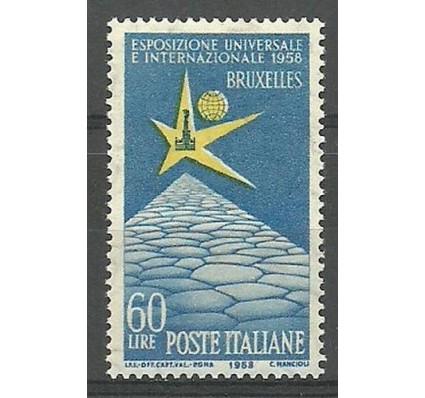 Znaczek Włochy 1958 Mi 1010 Czyste **
