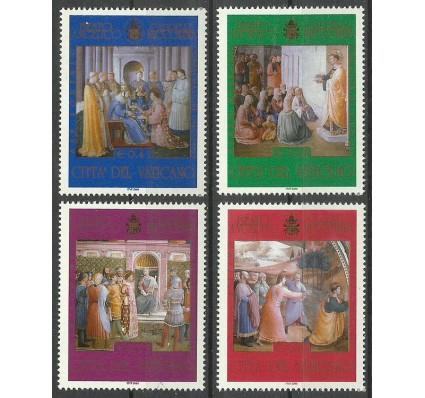Znaczek Watykan 2003 Mi 1454-1457 Czyste **