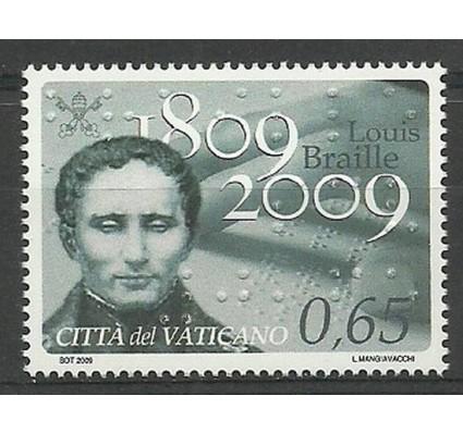 Znaczek Watykan 2009 Mi 1657 Czyste **