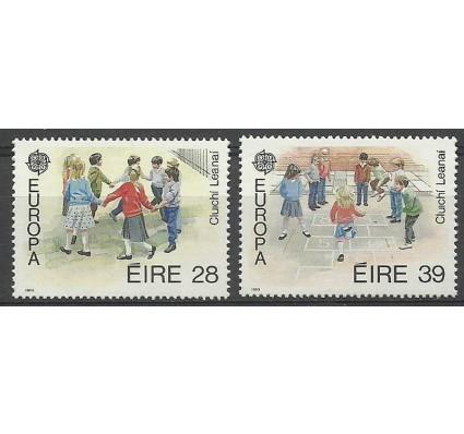 Znaczek Irlandia 1989 Mi 679-680 Czyste **