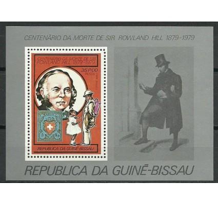Znaczek Gwinea Bissau 1978 Mi ein bl 138 Czyste **