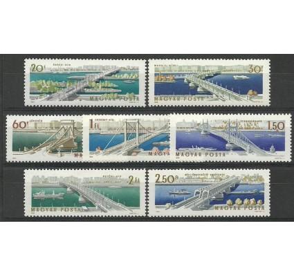 Znaczek Węgry 1964 Mi 2071-2077 Czyste **