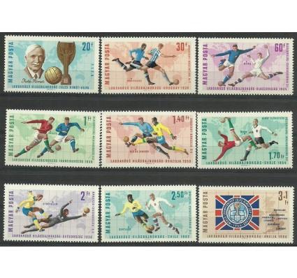 Znaczek Węgry 1966 Mi 2242-2250 Czyste **