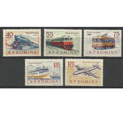 Znaczek Rumunia 1963 Mi 2161-2165 Czyste **