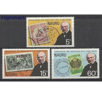 Znaczek Nauru 1979 Mi 192-194 Czyste **