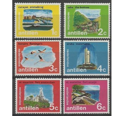 Znaczek Antyle Holenderskie 1972 Mi 239-244 Czyste **