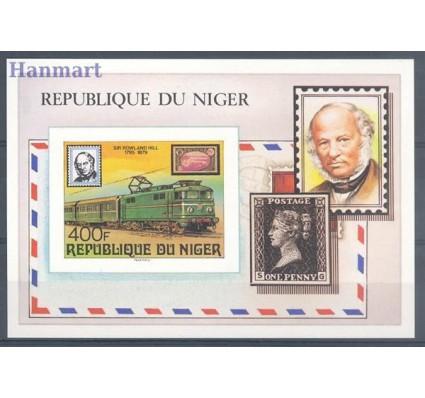 Znaczek Niger 1979 Mi bl23B Czyste **